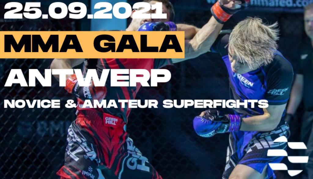MMA Antwerp 25.09.2021